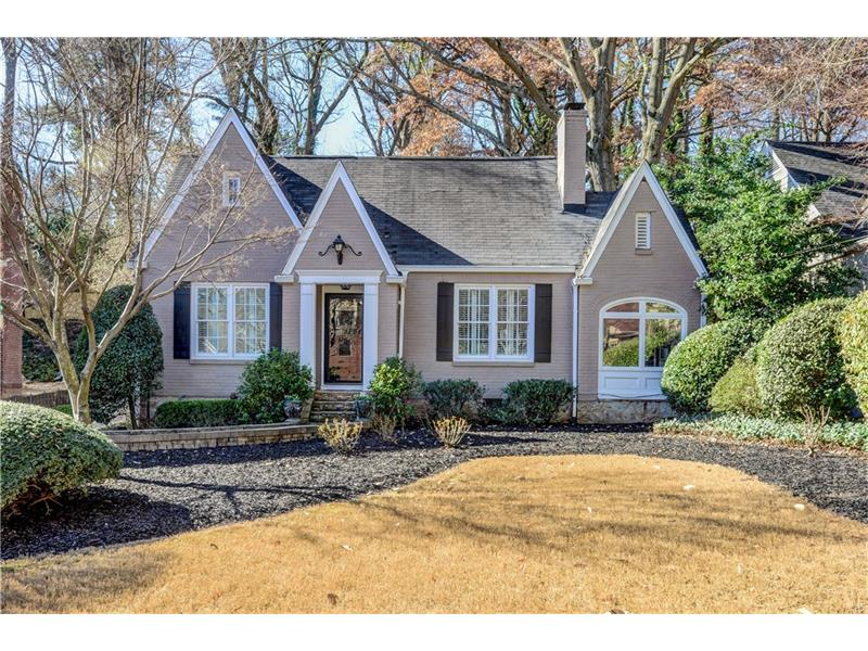 1197 NE Beech Valley Road, Atlanta, GA 30306