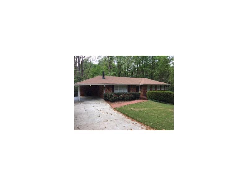 1937 NE Vance Drive, Atlanta, GA 30345