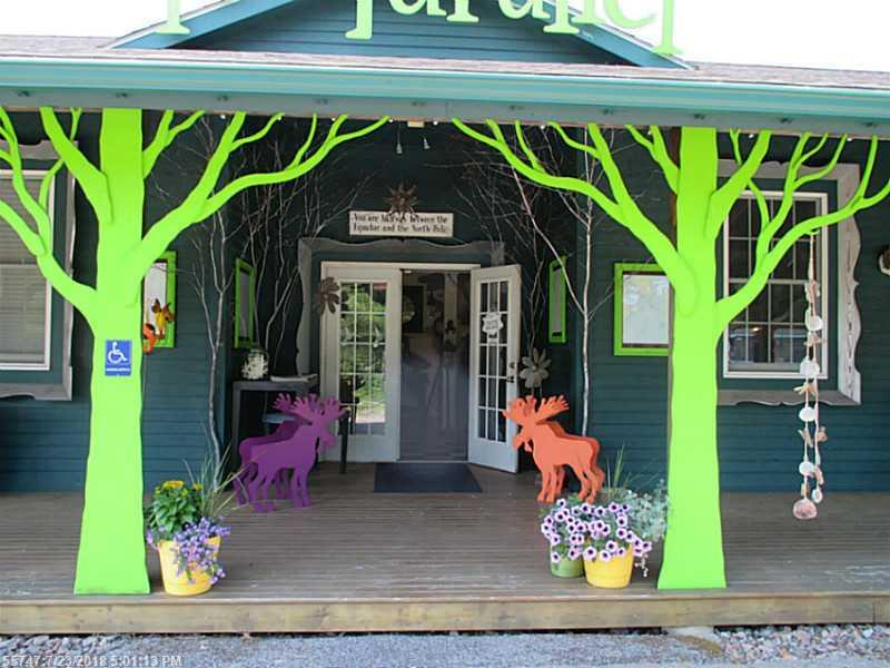 1362 Route 1, Perry, ME 04667