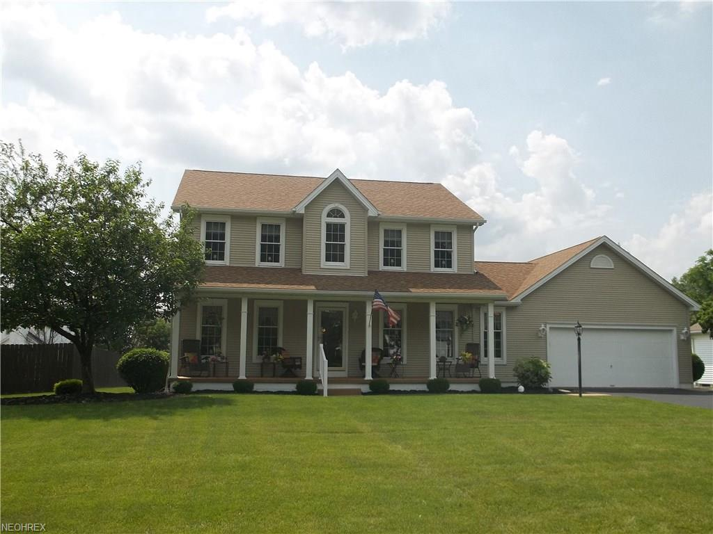 1894 Countryside Dr, Austintown, OH 44515