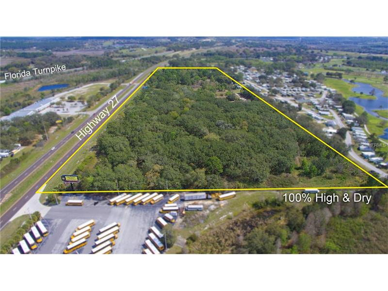 US HWY 27, CLERMONT, FL 34715