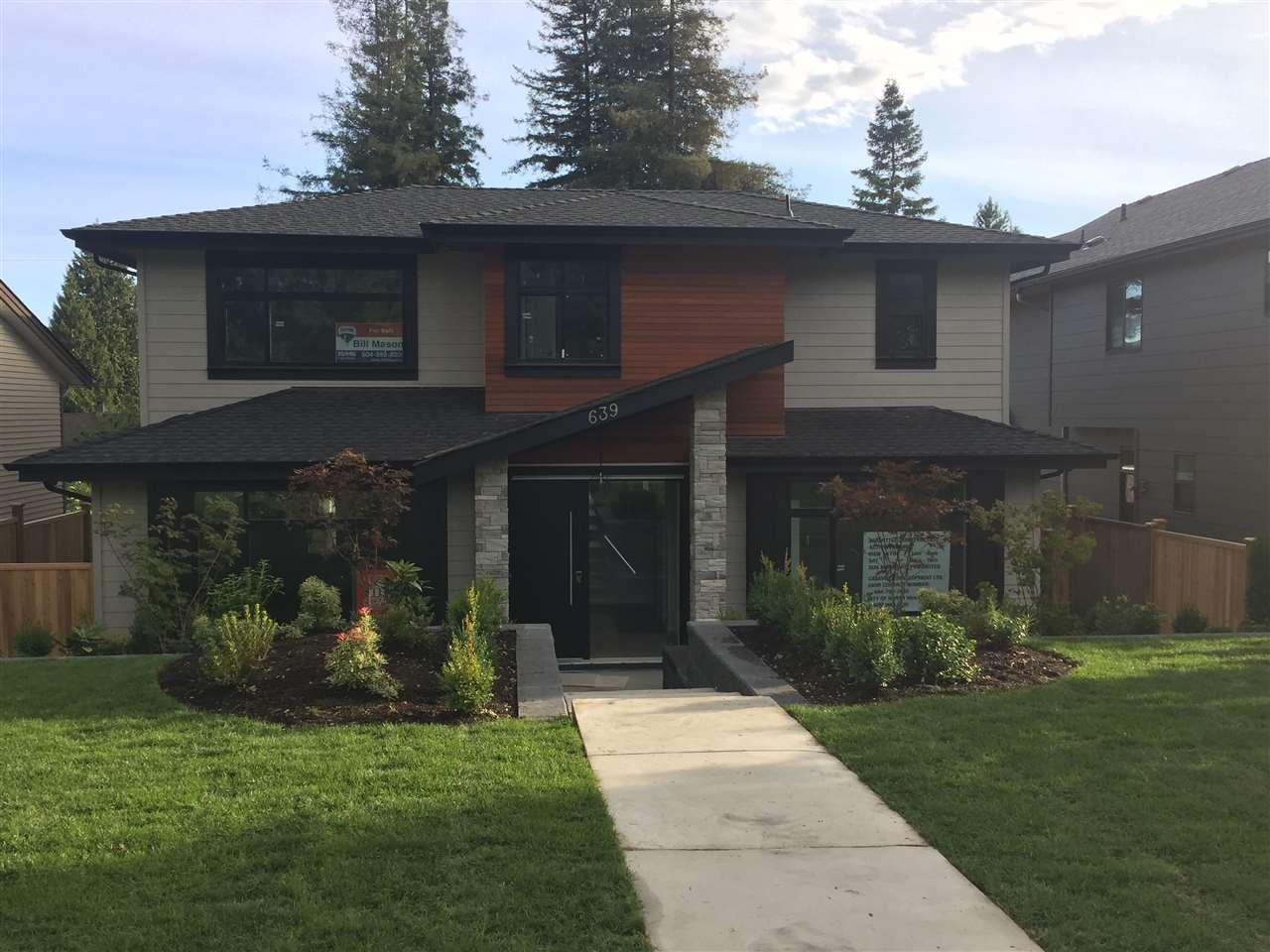 639 E 6TH STREET, North Vancouver, BC V7L 1R4