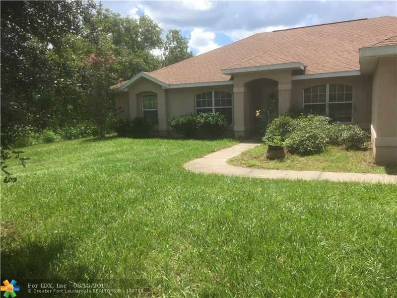 5920 SW 209th Ave, Other City - Not In The State Of Florida, FL 34431