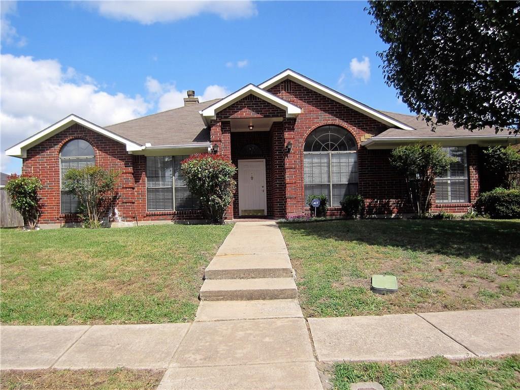 1209 Buckeye Drive, Mesquite, TX 75181