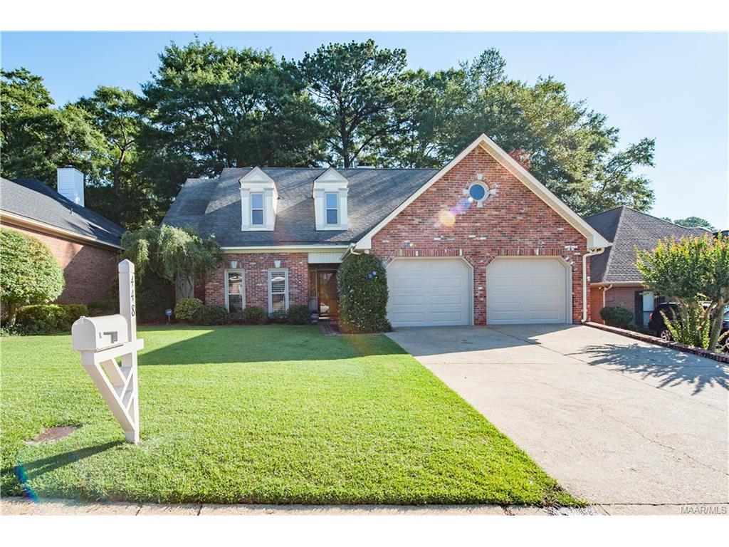 448 Hillabee Drive, Montgomery, AL 36117