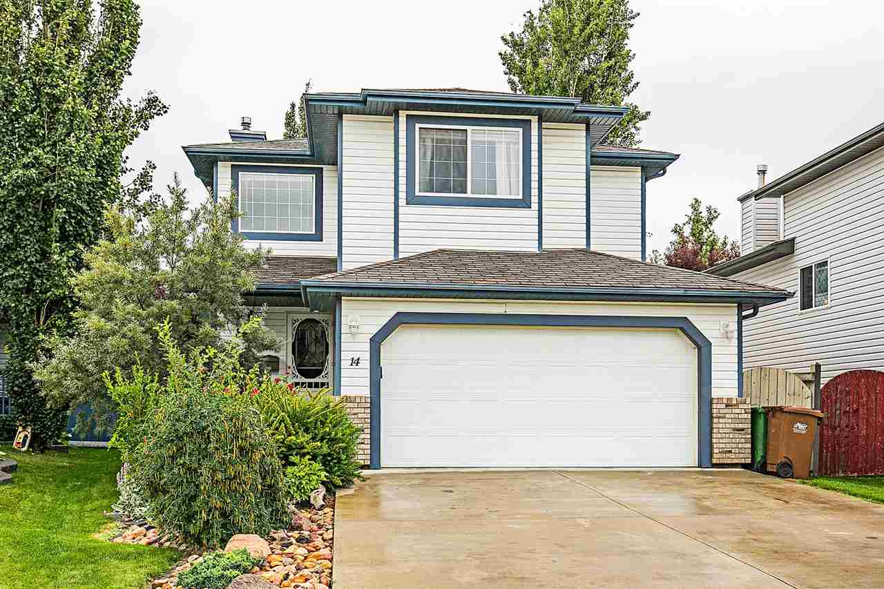 14 ELBOW Place, St. Albert, AB T8N 6X3