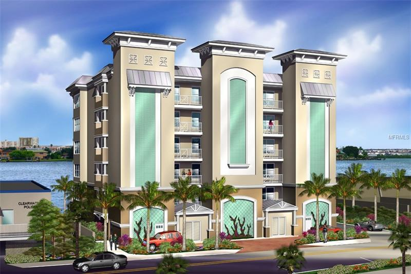 706 BAYWAY BOULEVARD 601, CLEARWATER, FL 33767