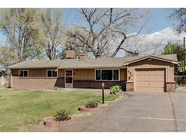 850 S Harlan Street, Lakewood, CO 80226