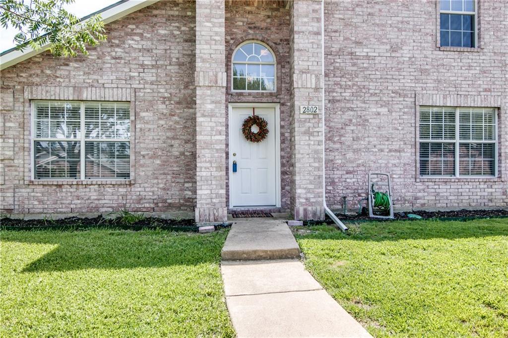 2802 Granite Avenue, Sachse, TX 75048