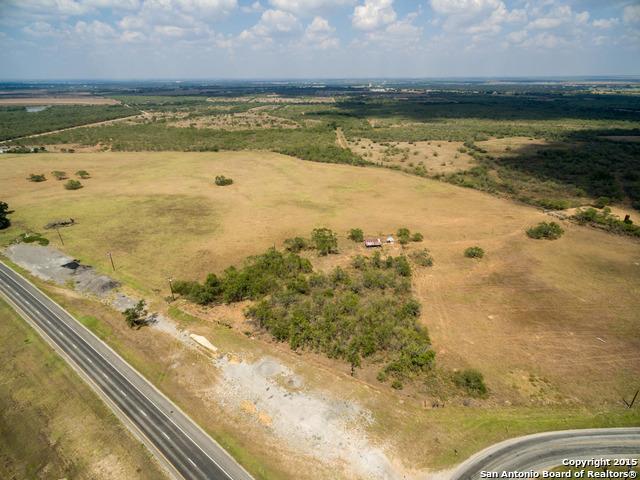 HWY 281, Leal Road & IH 37 Frontages -- 203 +- Acres, Pleasanton, TX 78064