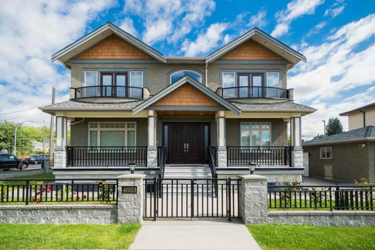 4023 PANDORA STREET, Burnaby, BC V5C 2B1