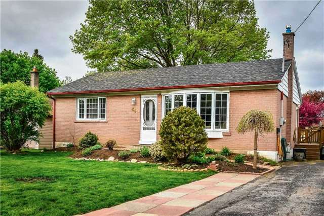 44 Hiley Ave, Ajax, ON L1S 6H5