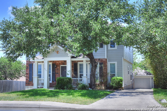215 RED HAWK RDG, San Antonio, TX 78258