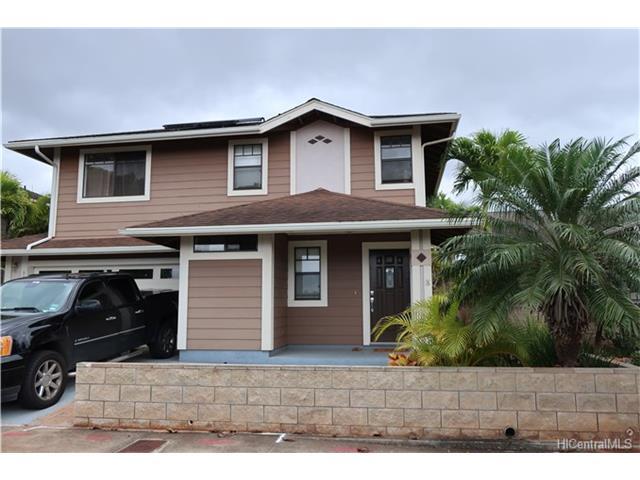 94-1014 Halehau Street 86, Waipahu, HI 96797