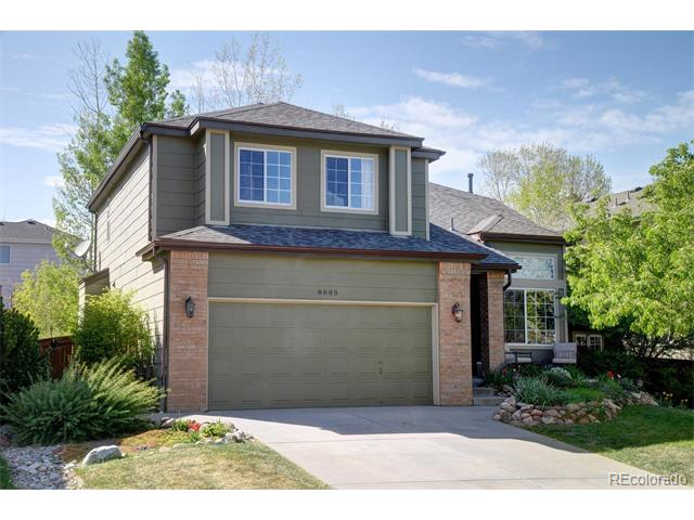 8885 Miners Place, Highlands Ranch, CO 80126