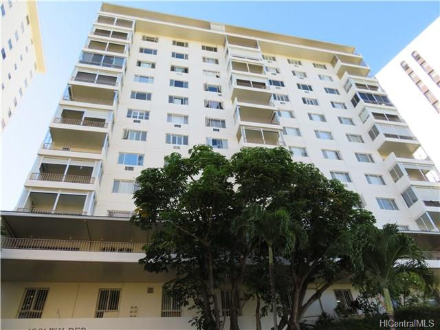 1001 Wilder Avenue 405, Honolulu, HI 96822
