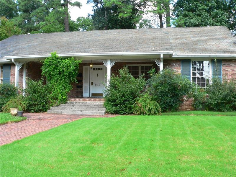 1845 NE Monroe Drive, Atlanta, GA 30324