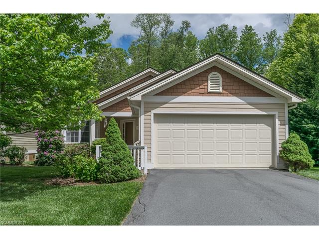 DESIRABLE ETOWAH GOLF VILLAS!  ONE LEVEL, LOW MAINTENANCE HOME FEATURES OPEN, SPLIT BEDROOM FLOOR PLAN, GREAT ROOM W/FIREPLACE, SLIDING DOORS OPEN TO COVERED SIDE PORCH. THREE BEDROOM, TWO BATH PLAN.  LEVEL YARD.  LAWN CARE INCLUDED IN HOA FEES.