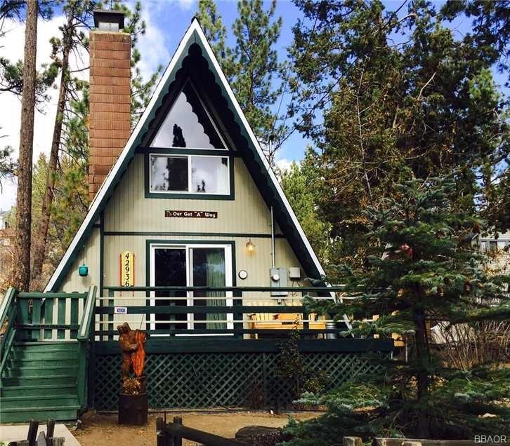 42936 Encino Road, Big Bear Lake, CA 92315