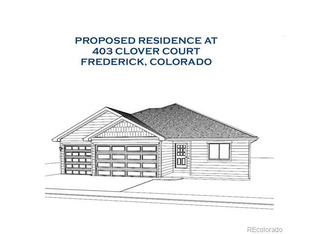 403 Clover Court, Frederick, CO 80530