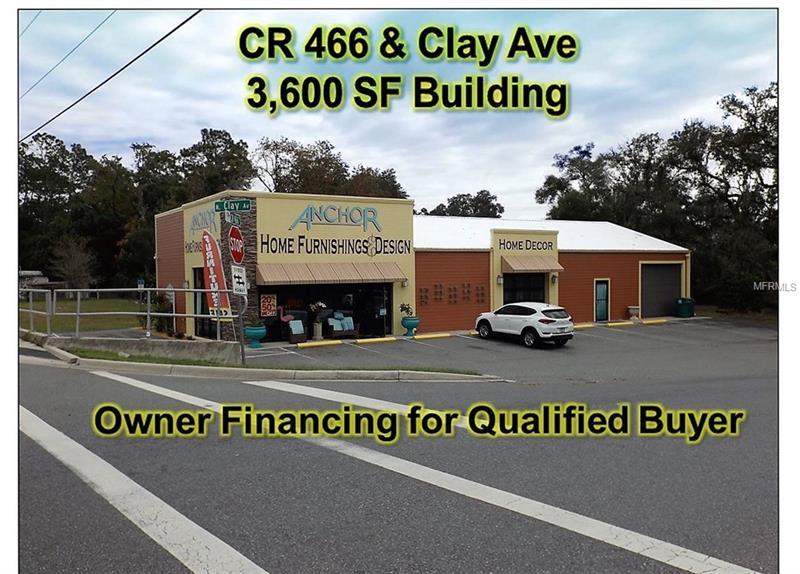 103 CLAY & CR 466 AVENUE S, LADY LAKE, FL 32159