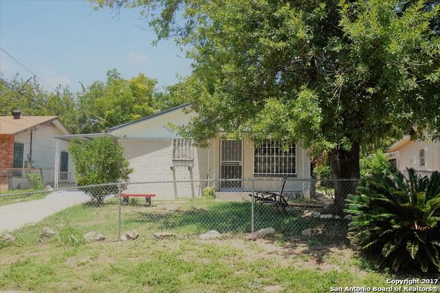 4943 BROCKMAN ST, San Antonio, TX 78228