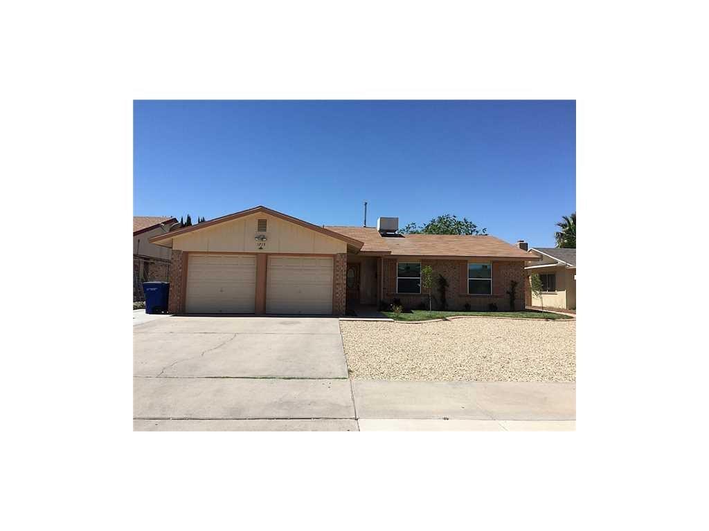1715 Paul Moran Place, El Paso, TX 79936
