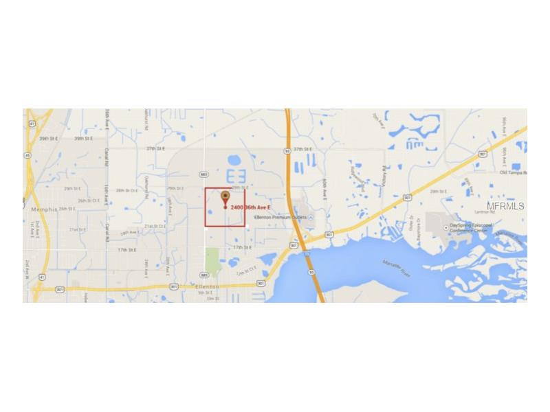 2400 36TH AVENUE E, PALMETTO, FL 34221