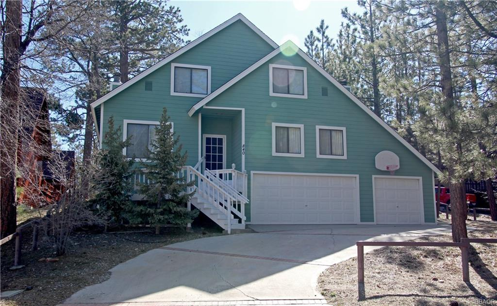 840 Alpenweg Drive, Big Bear Lake, CA 92315