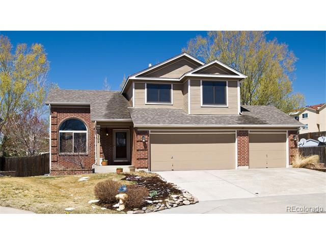 4202 Grassy Court, Colorado Springs, CO 80916
