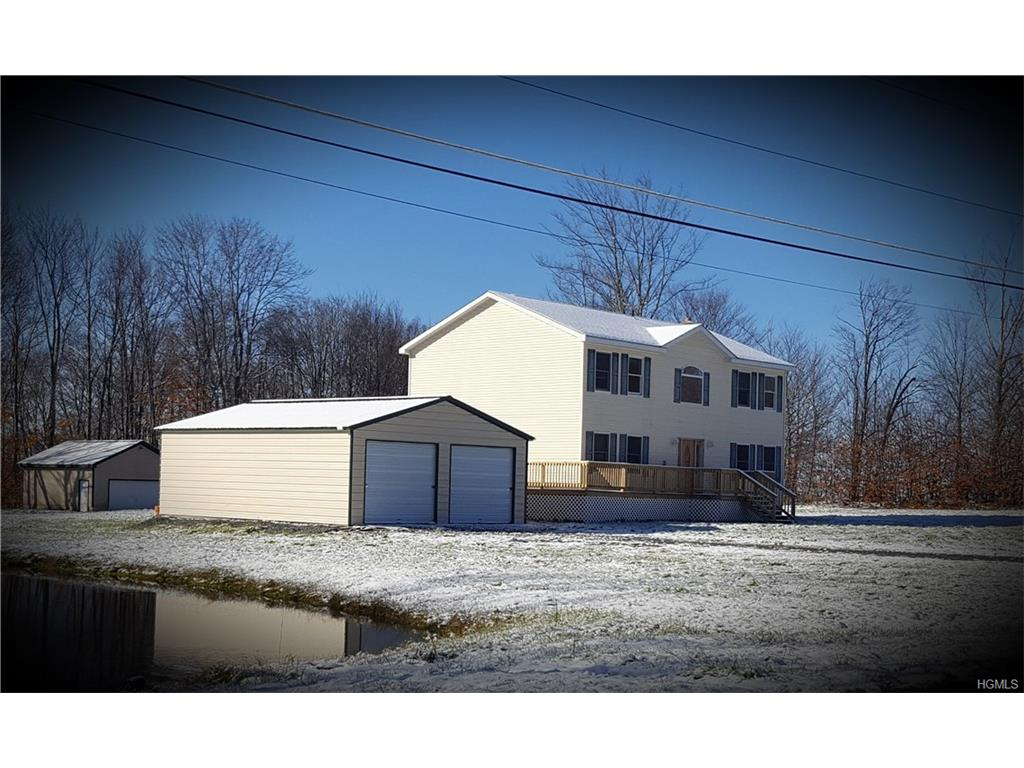 232 Dietz Road, Jeffersonville, NY 12748