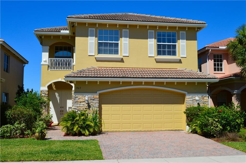 967 NW Leonardo Circle, Port St. Lucie-River Park, FL 34986