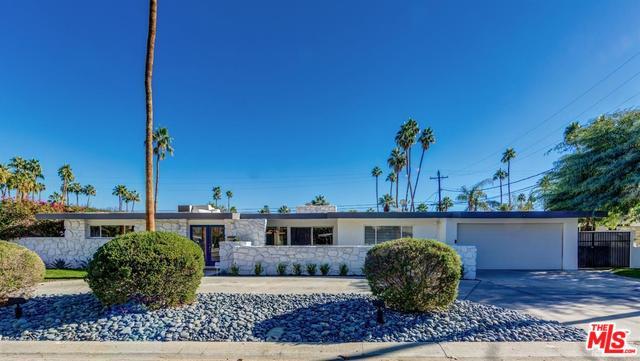 1632 S Sagebrush, Palm Springs, CA 92234