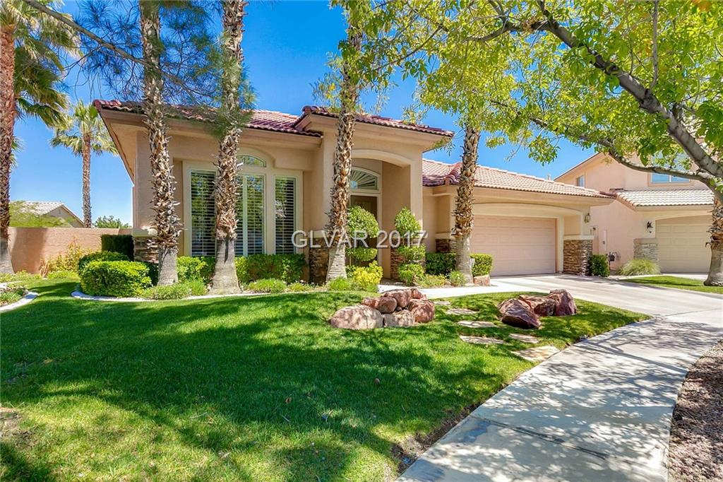2100 TIMBER ROSE Drive, Las Vegas, NV 89134