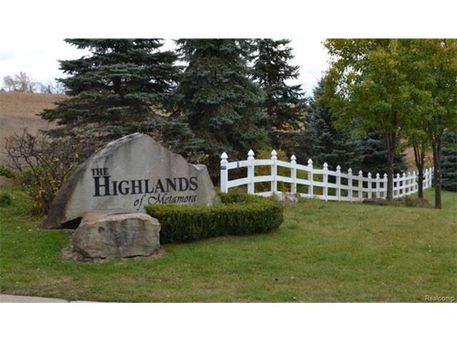 00 HIGHLAND VIEW #13 LN, Metamora Twp, MI 48455
