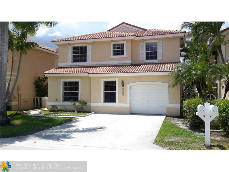 11242 NW 46th  Dr, Coral Springs, FL 33076