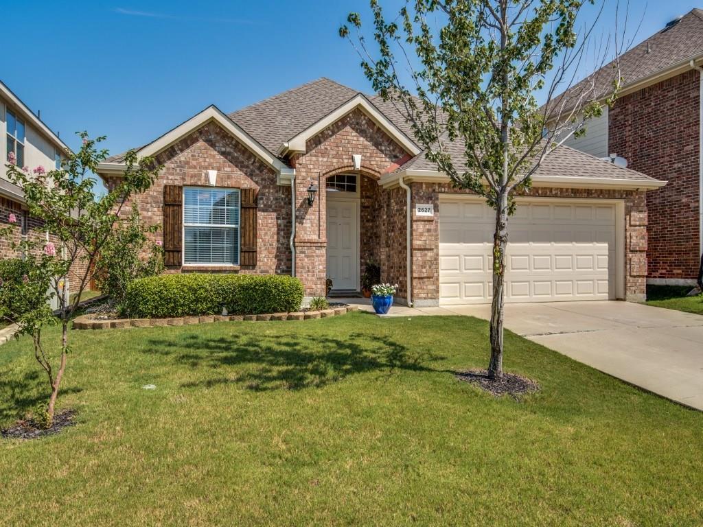 2627 Waterdance Drive, Little Elm, TX 75068