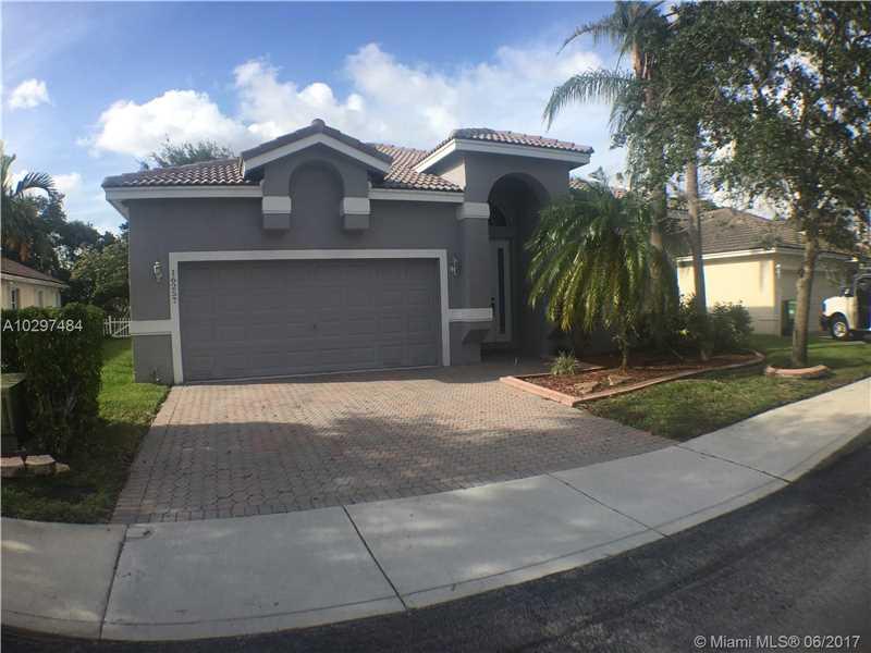 16257 NW 24th St, Pembroke Pines, FL 33028