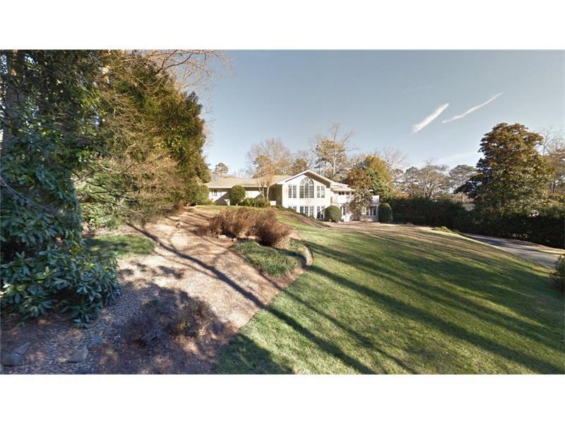 2916 NW Nancy Creek Road, Atlanta, GA 30327