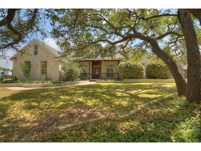 220 Thoroughbred Trce, Liberty Hill, TX 78642