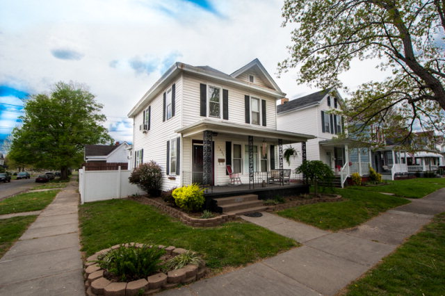 1601 Franklin Ave., Portsmouth, OH 45662