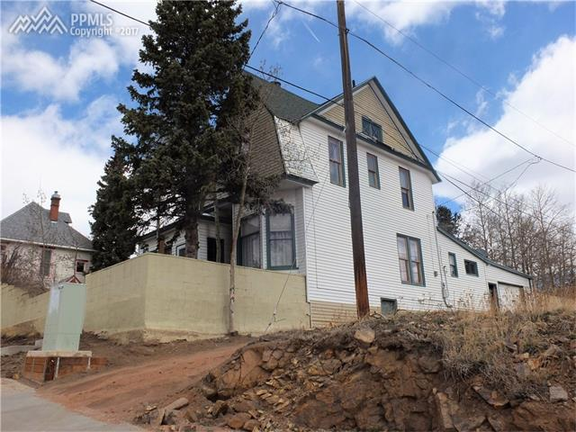 210 N Third Street, Cripple Creek, CO 80813