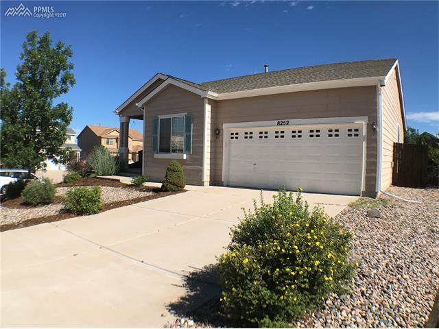 8252 Plower Court, Colorado Springs, CO 80951