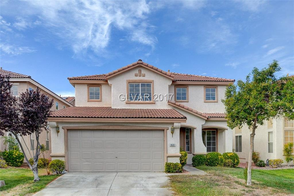 3533 MOUNTAIN PARK Street, Las Vegas, NV 89129
