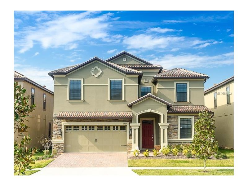 1464 MYRTLEWOOD STREET, DAVENPORT, FL 33896