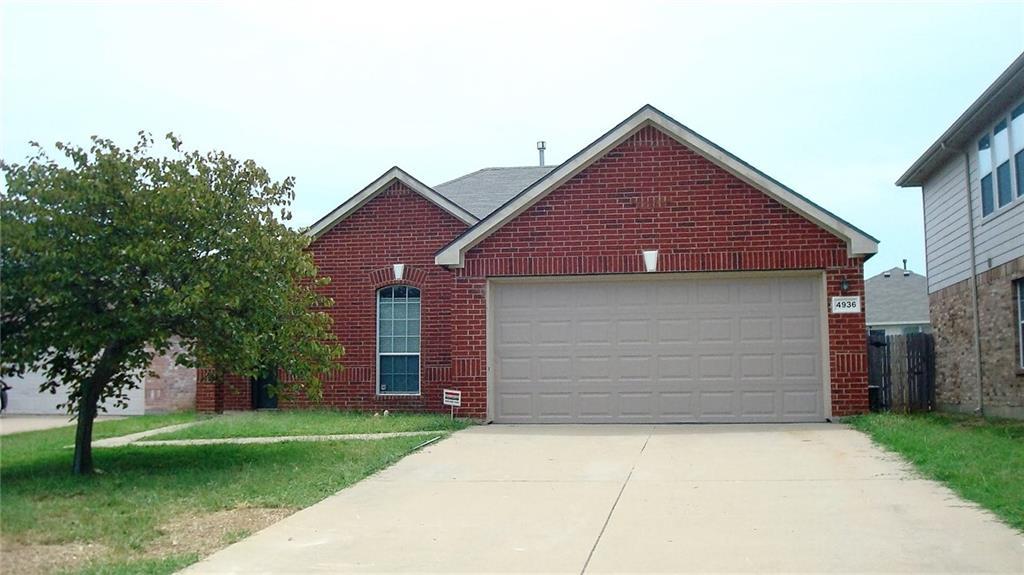 4936 Madyson Ridge Drive, Fort Worth, TX 76133