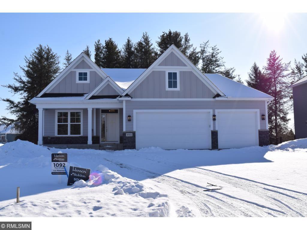 1092 Pine Hill Lane, White Bear Twp, MN 55127
