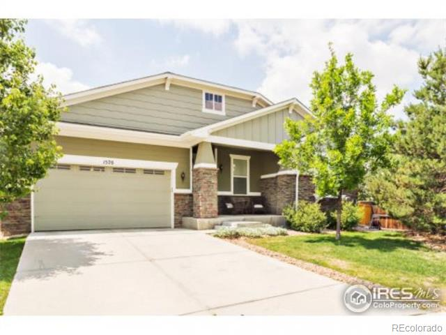 1570 Hickory Drive, Erie, CO 80516