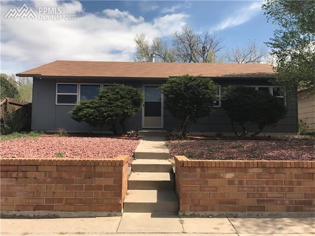 1429 N Circle Drive, Colorado Springs, CO 80909