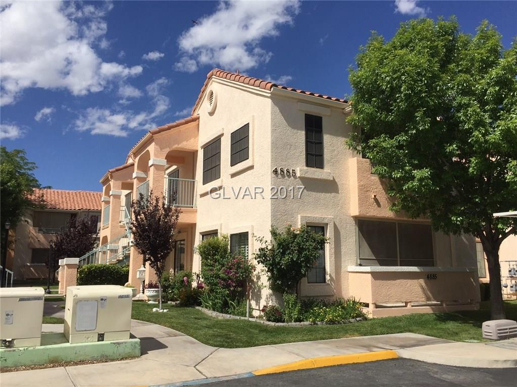 4885 TORREY PINES Drive 202, Las Vegas, NV 89103